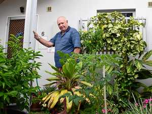 Generous offer for Rocky pensioner, victim of plants theft