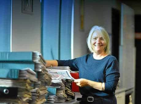 The Observer's editor Christine McKee.