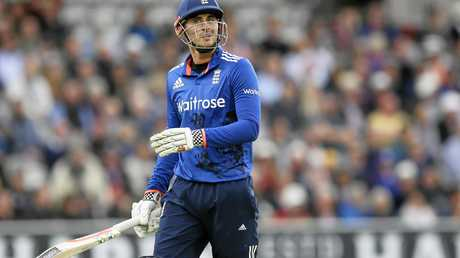 England cricketer Alex Hales is expected to be included in the one-day squad.