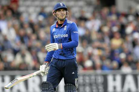 England cricketer Alex Hales is expected to be included in the one-day squad
