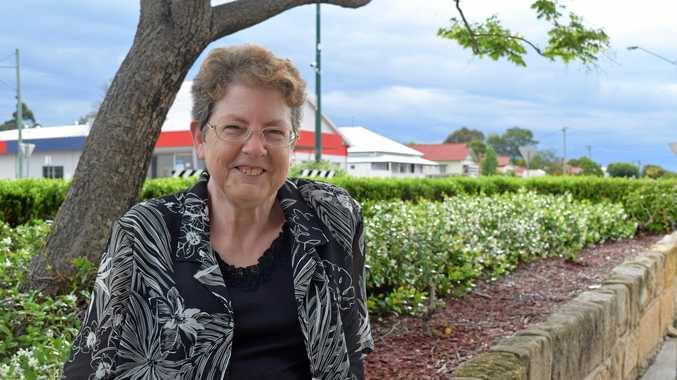 NEW LIFE: Volunteering within the community gave Margaret Grayson a new lease on life.