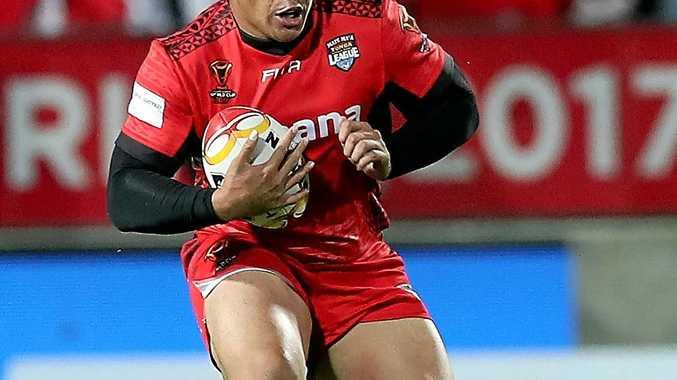 Jason Taumalolo of Tonga.