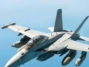 Navy pilots punished for lewd image