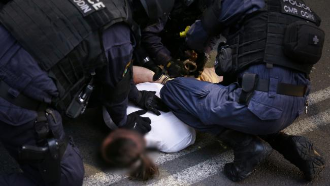 NSW Police broke down a number of alleged organised criminal groups operating across Sydney, resulting in more than 30 arrests.