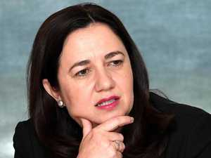 Premier lays low as Qld poll count continues