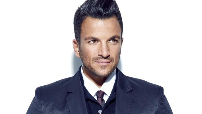 Peter Andre has a long list of backstage demands.