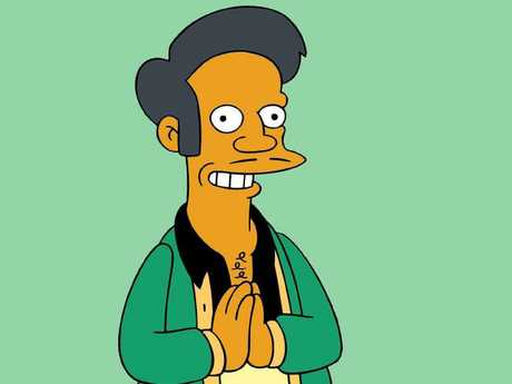 Is Apu a comedic character or racist stereotype? Picture: Fox via AP