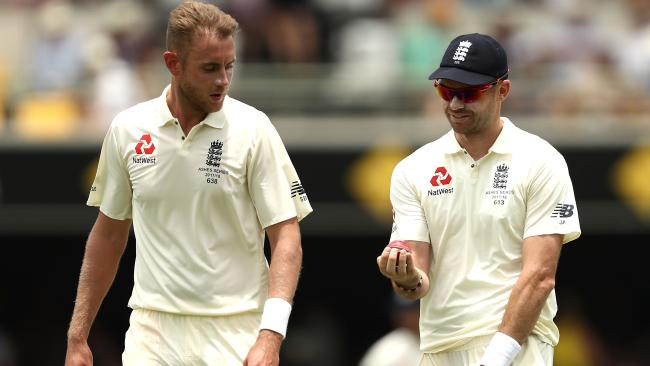 England need help to support James Anderson and Stuart Broad.