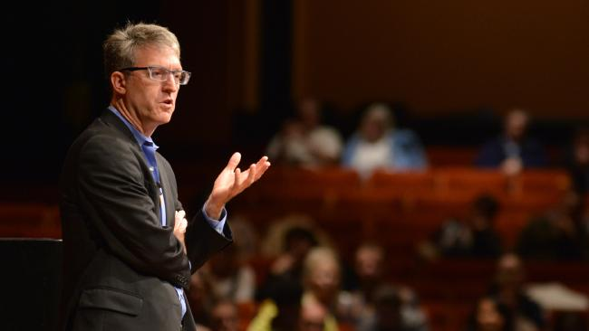 University of Chicago economist Steven Levitt.
