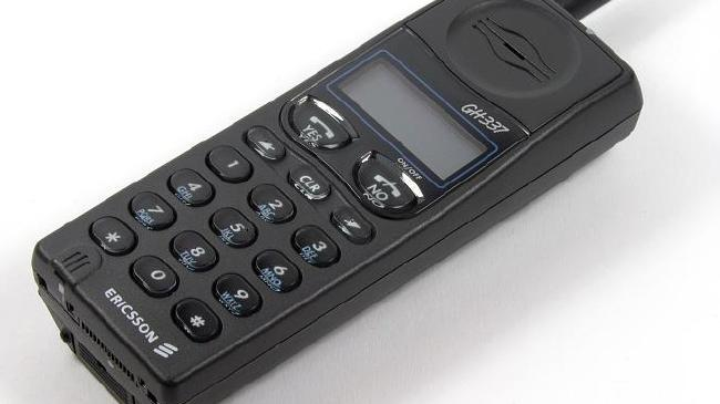 Phone technology has changed enormously since the first text message was sent 25 years ago