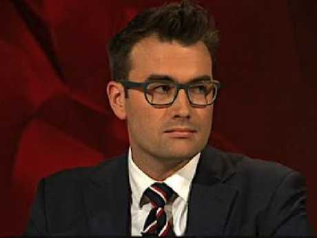 Panellist Simon Breheny bluntly dismissed Zara's question.