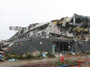 Historic Queensland surf club demolished