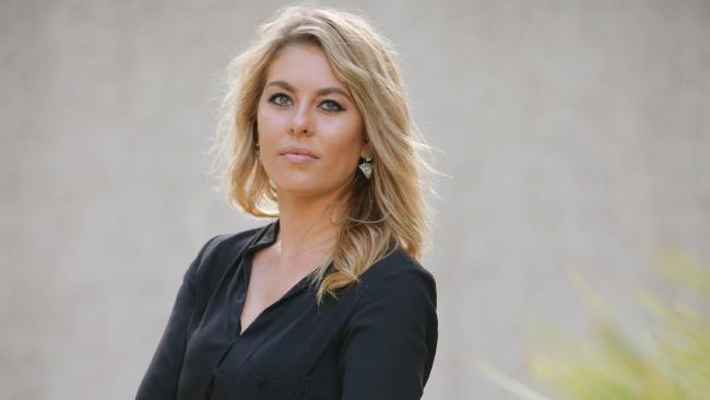 Gemma Lloyd is CEO of DCC Jobs. Picture: Jamie Hanson