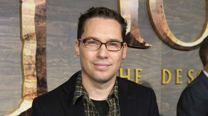 This Dec. 2, 2013 file photo shows Bryan Singer at the Los Angeles premiere of The Hobbit: The Desolation of Smaug at the Dolby Theatre.