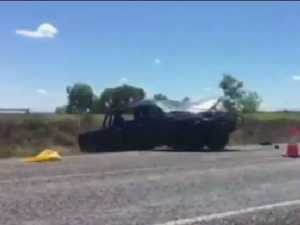 'Critical': 11 yo girl fights for life after Moranbah crash