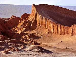 TRAVEL: Driest desert in the world - Atacama Desert, Chile.