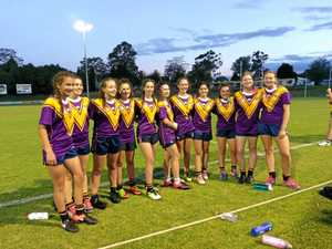 New girls competition in DD region a huge success