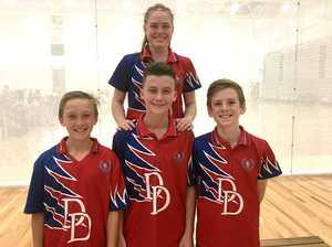 Toowoomba juniors shine at Futsal Championships