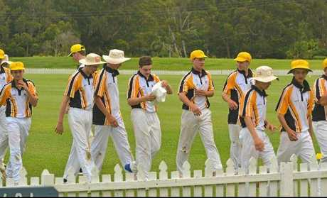 The Capricornia cricket team won two of its games.