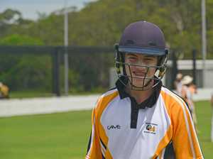 Qld call-up for Grammar's cricketing young gun