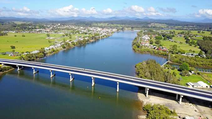 BRIDGING IT: You can walk across the Macksville bypass bridge today from 10am.