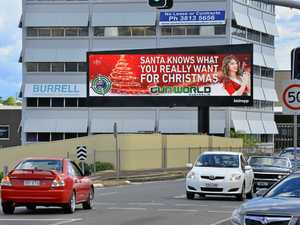 Ipswich billboard promoting gun sales triggers complaints