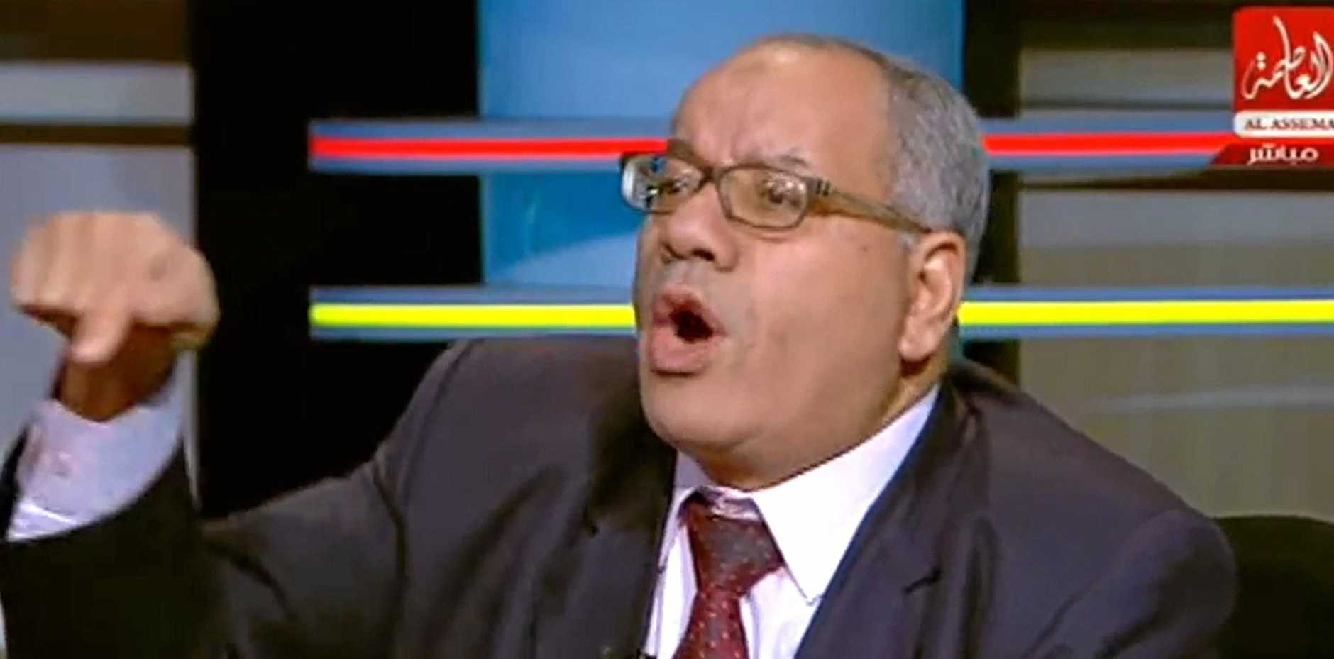 Egyptian lawyer Nabih al-Wahsh has three years in jail to reconsider his outrageous remarks on a talkshow.