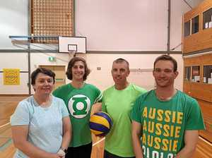 Experience shows in Warwick's volleyballs grand final