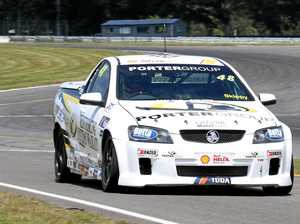 Top debut for Toowoomba driver