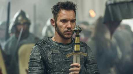Jonathan Rhys Meyers returns as Bishop Heahmund.