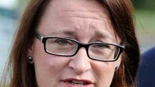 Justine Keay could also face questions over her citizenship. .