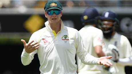 Australian captain Steve Smith opted not to enforce the follow on.