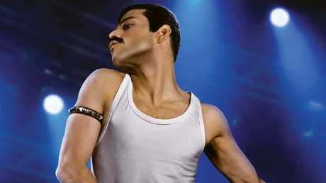 Rami Malek as Freddie Mercury. Picture: Fox