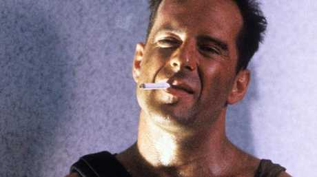 When Christmas rolls around, it's always good to watch Die Hard.