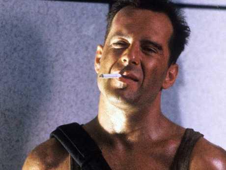 When Christmas rolls around, it's always good to watch Die Hard.