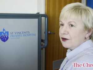 St Vincent's patients choose from menu