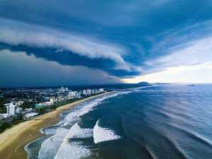 Storm smashes Sunshine Coast