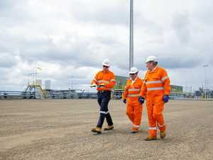 QGC turns on gas at Charlie