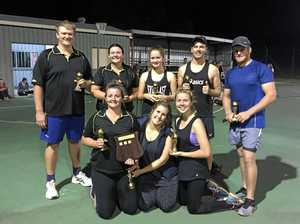 Thunder Rats team storms to victory