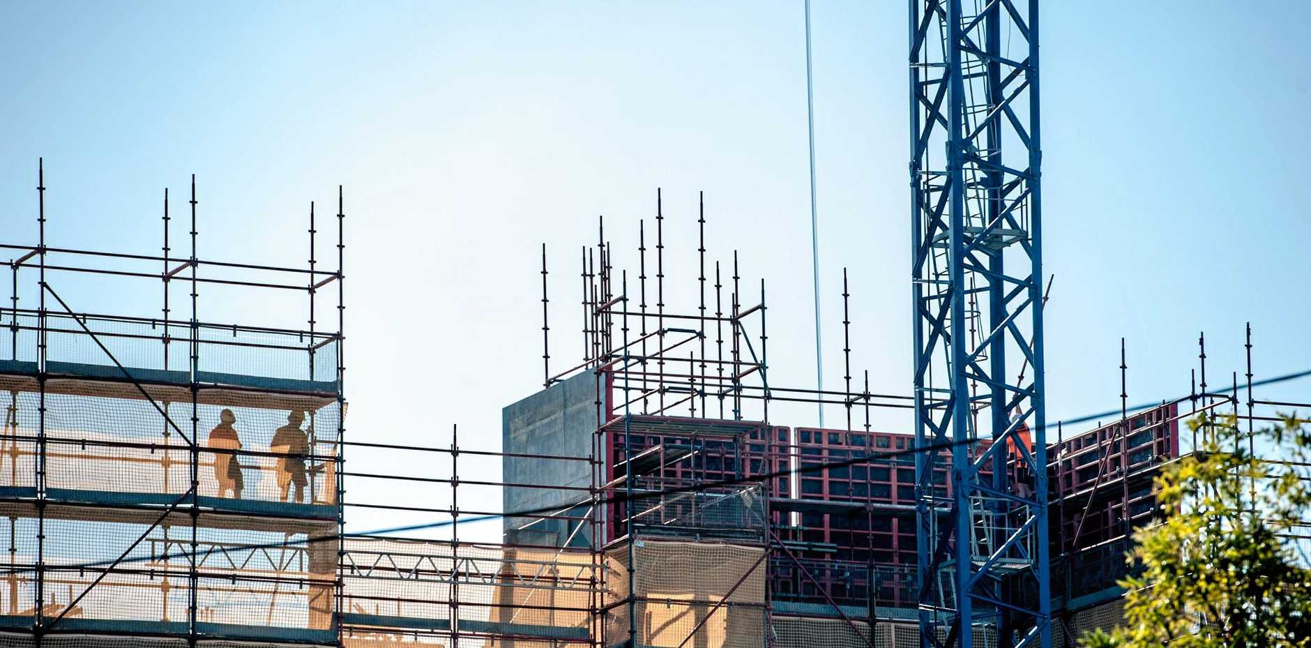 HIGHER YET: Building height limits in Coffs Harbour could be raised from 17m to 44m.