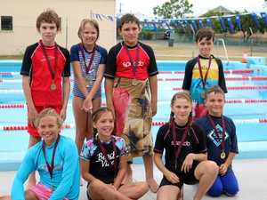 Monto State School Swimming Carnival