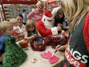 Book now for Thursday's Bunnings Christmas fun