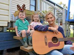 Talented family ready to belt out some carols