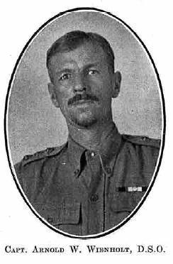 Capt Arnold Weinholt