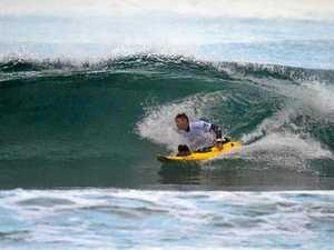 Big week, big waves and big wins