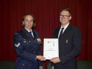 Future leaders lauded with Long Tan Award