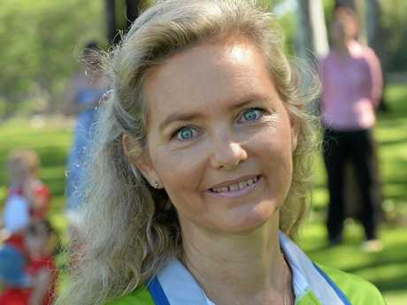 Rockhampton Region councillor Cherie Rutherford.
