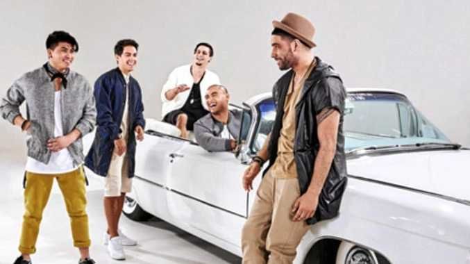 PRESS PLAY: Don't miss out on seeing Justice Crew perform on October 14.