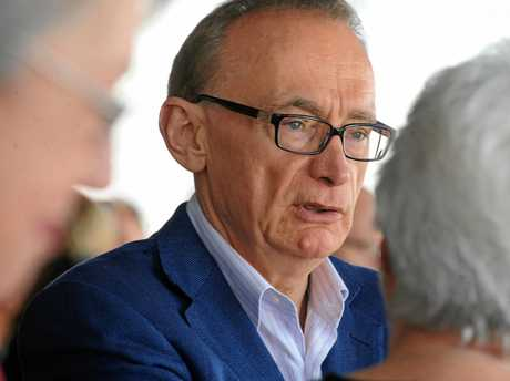 Director of the Australia China Relations Institute Bob Carr.