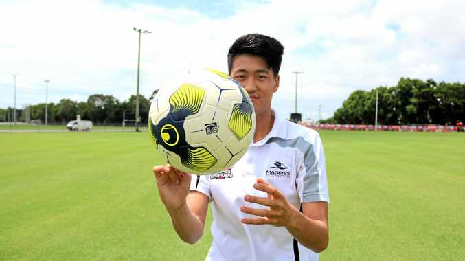 Magpies Crusaders United are tossing up potential players to join marquee signing Joey Omotani at the club for their inaugural NPL season in 2018.
